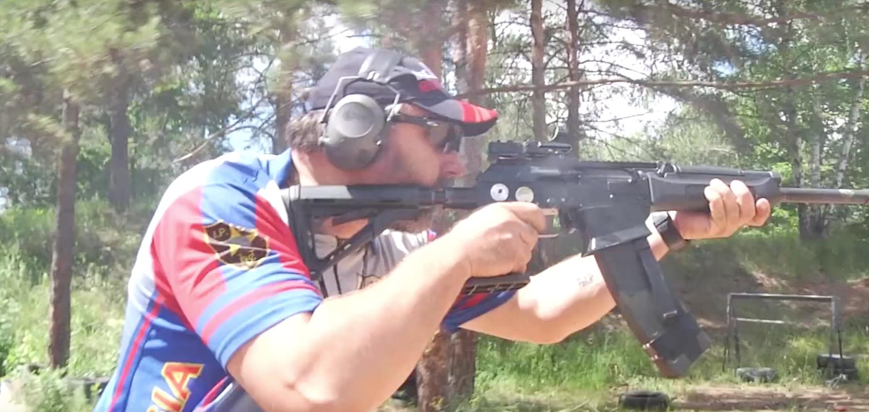 Meet Andrey Kirisenko: The Fastest Russian Shotgun Shooter On The Planet Featured