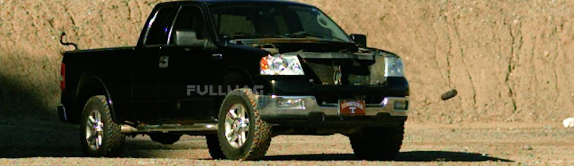 Ford F150 Vs. Pak 40