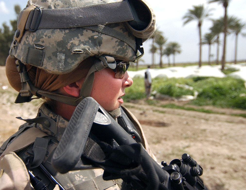Congressional Committee Votes To Require Women To Register For Military Draft Featured