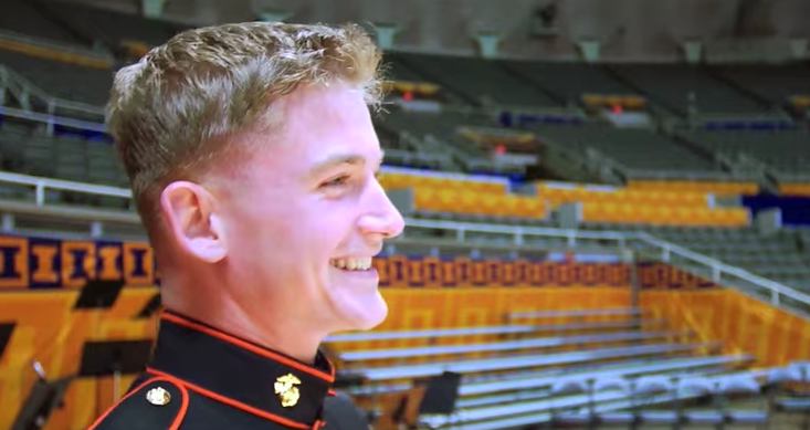 U.S. Marine Touchingly Surprises A Then-Tearful, And Now-NBA Portland Trailblazer Brother Featured