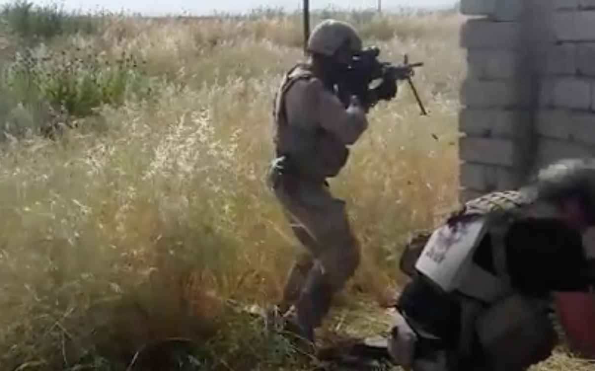 Even More Footage Of Firefight That Led To Navy SEALs Death Featured
