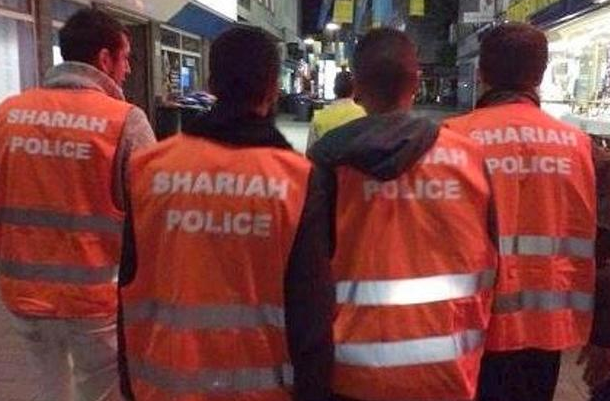 "There Is A ""Sharia Police Force"" That Patrolled German Streets Featured"