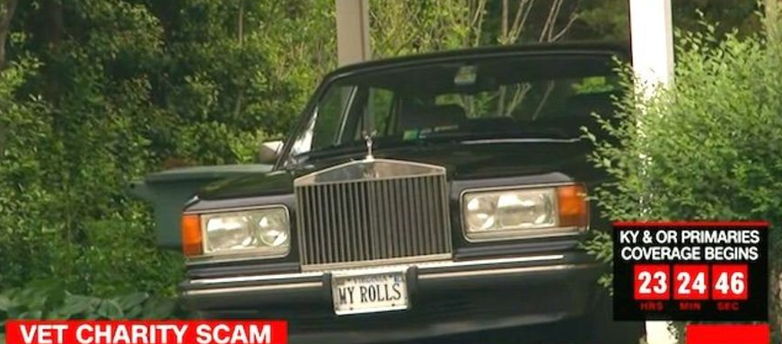 VA Employee Scams $29 Million From Vets Through Fake Vietnam Vets Charity – Drives Rolls Royce Featured