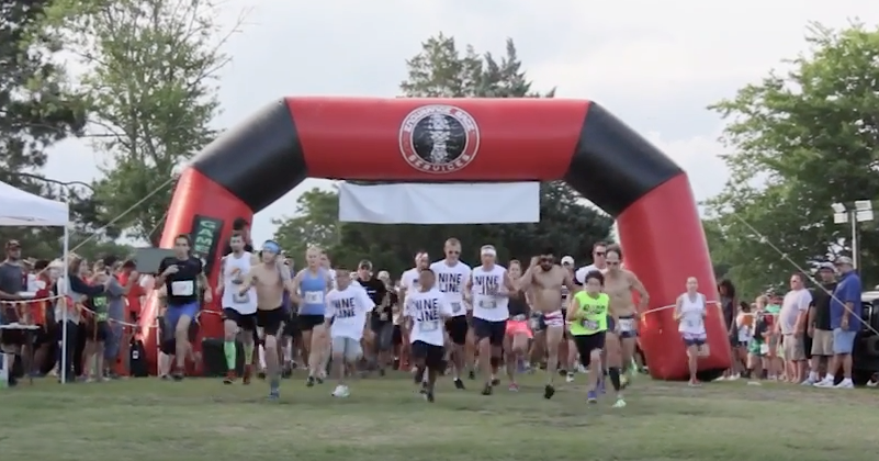 Nine Line Apparel's 2016 Run For The Wounded Helps Raise Money To Build Veterans Home Featured