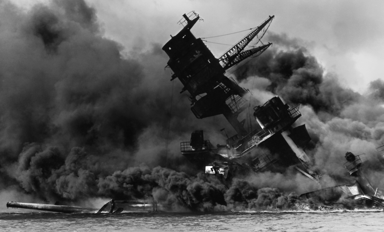 WW2 Veteran Recalls Pearl Harbor Bomb Dud That Saved His Life But Still Sank His Ship In Intense Interview Featured