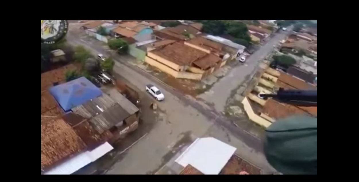 Video Shows Brazilian Police Shooting A Fleeing Burglar From A Moving Helicopter Featured
