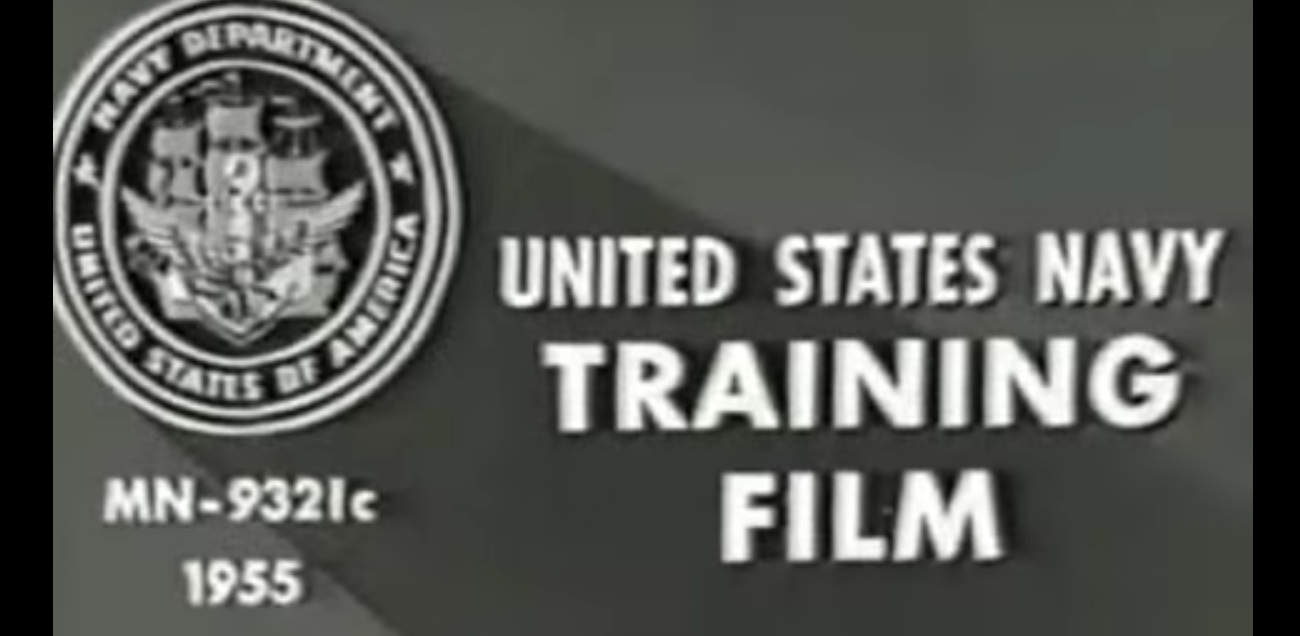 "Watch This Crazy 1955 US Navy Training Film For Iowa Class Battleships: ""16 Inch Gun & Turret"" Featured"
