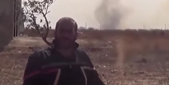 ISIS Fighters Hilariously Attempt To Shoot Down Syrian Jet And Fail Miserably Featured