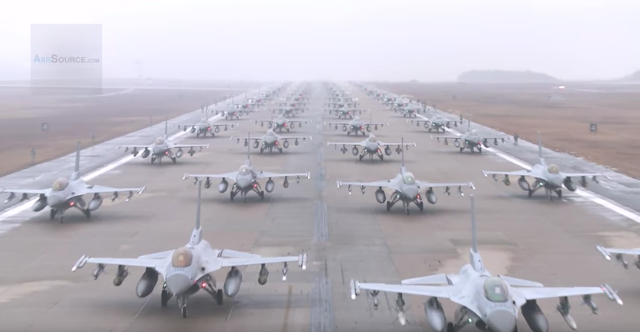 Ever Heard Of An 'Elephant Walk' In The Military? Watch & Learn Featured