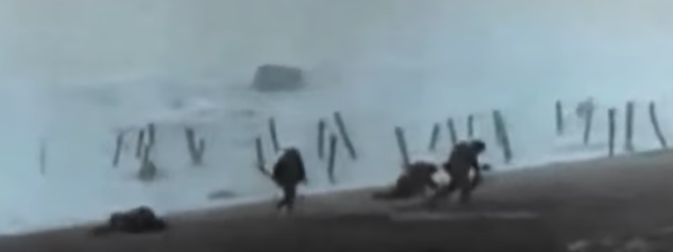 Watch Intense Color Combat Footage From Infamous WWII Battles And Missions Featured