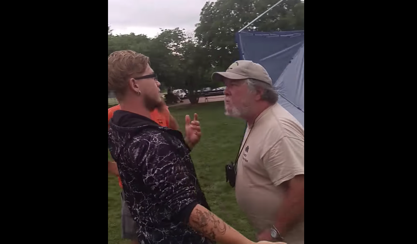 (Caught On Video) Vets In Epic Clash With Pokemon-Punks In Showdown At Vietnam Veterans Memorial Featured
