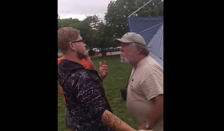 Vietnam Vet Who Confronted Pokemon Go Players At Veterans Memorial Park Gets Cited; Pokemon Go Players Get Restrictions Featured