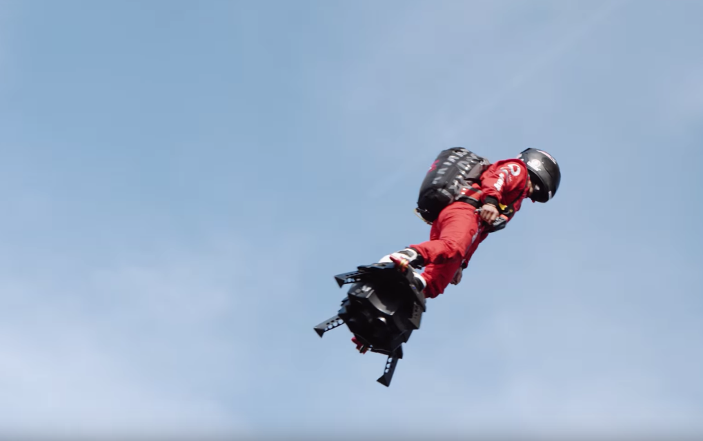 (VIDEO) Insanely Futuristic Flyboards And Floating Rescue Stations May Be Coming To U.S. Military Featured