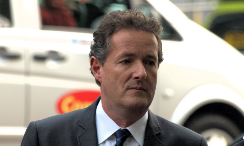 U.S. Shooting Team Roasts Piers Morgan Over Olympic Shooting Competition Tweet Featured