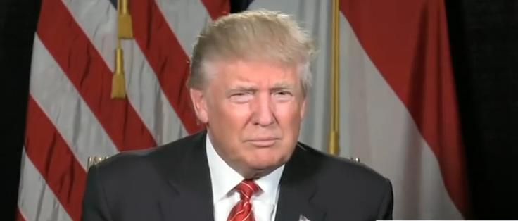 "Donald Trump: ""Give Me A Break"" Regarding Second Amendment Comments Featured"