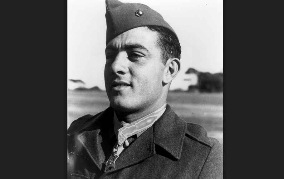 New Navy Destroyer To Be Named After World War II Hero Marine Gunnery Sgt. John Basilone Featured