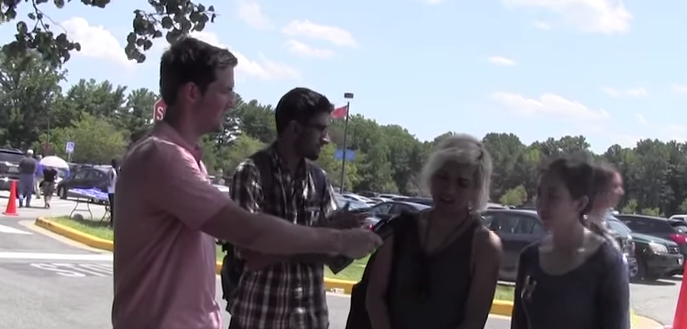 Campus Videos: Millennial Voters At Hillary Clinton Rally Want Second Amendment Completely Repealed Featured