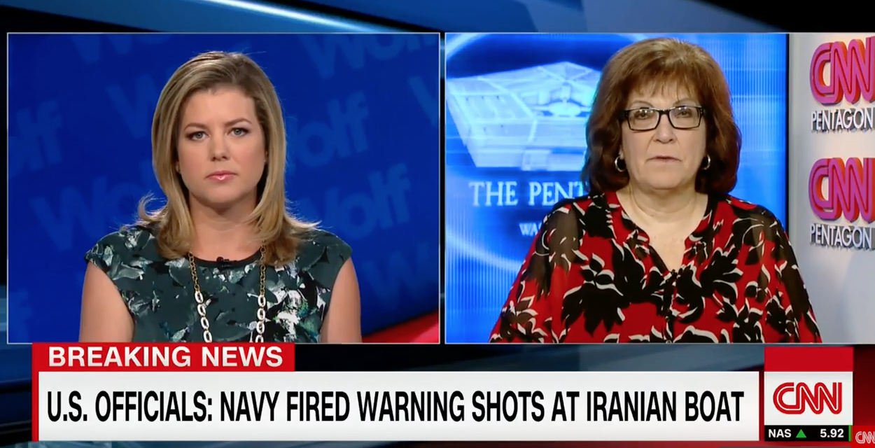 (VIDEO) U.S. Navy Ship Fires At Iranian Ship One Day After 4 Iranian Ships Harass USS Nitze Featured