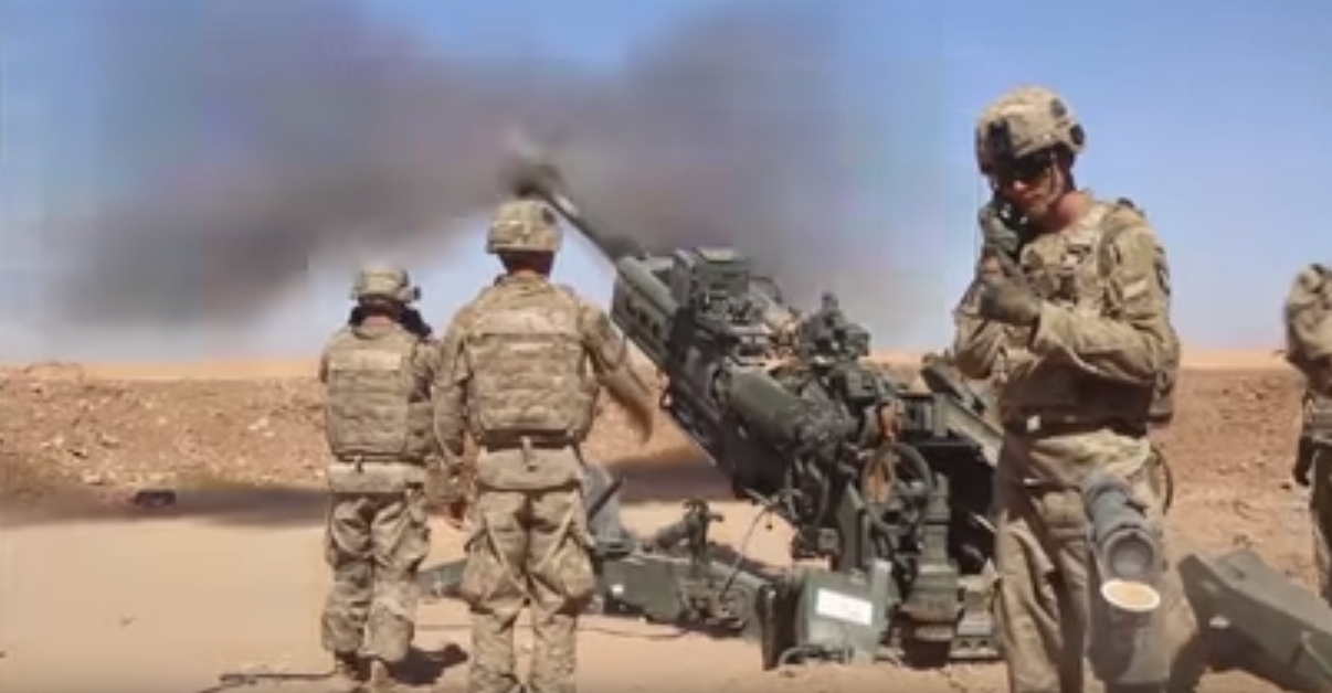 M777 Ultra-Lightweight Howitzer Reduces Size And Weight Without Sacrificing Bomb Dropping Abilities Featured