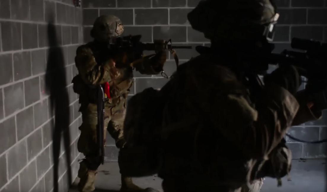 Crystal Clear Behind-The-Scenes Footage Of U.S. Army SPARTAN Brigade Training Featured