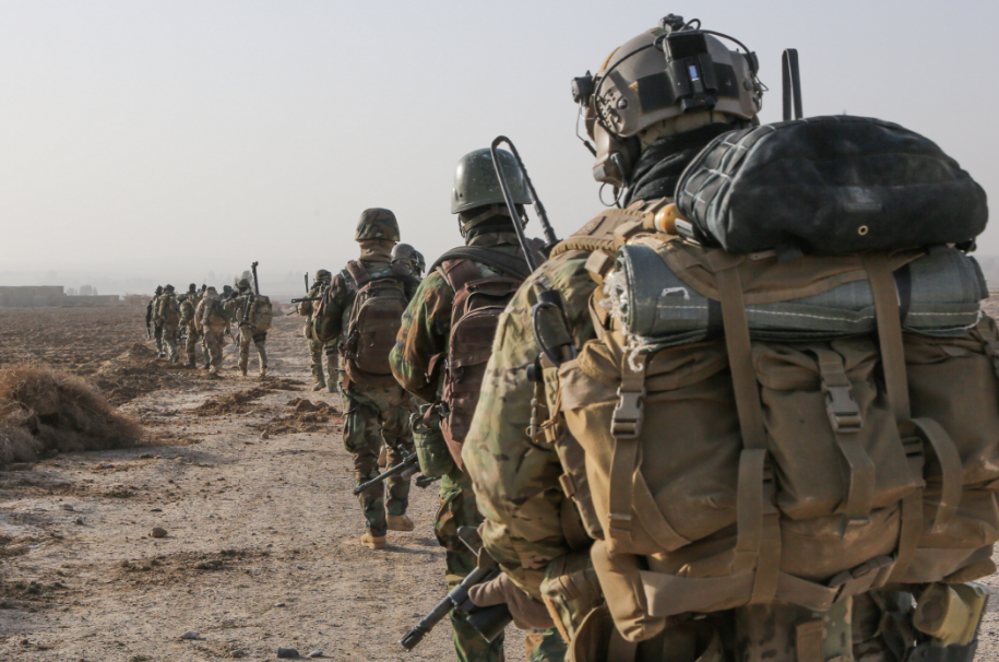 BREAKING: U.S. Special Forces Conduct Unsuccessful Mission To Rescue Two American University Professors In Afghanistan Featured