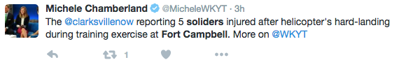 Screen Shot 2016 09 08 at 9.43.28 AM - Hard Landing At Fort Campbell Injures Five Soldiers
