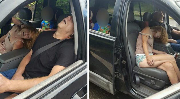 Ohio Police Post Graphic Photos Of Parents Overdosing On Heroin In Front Of Their Kids To Shock Community Featured