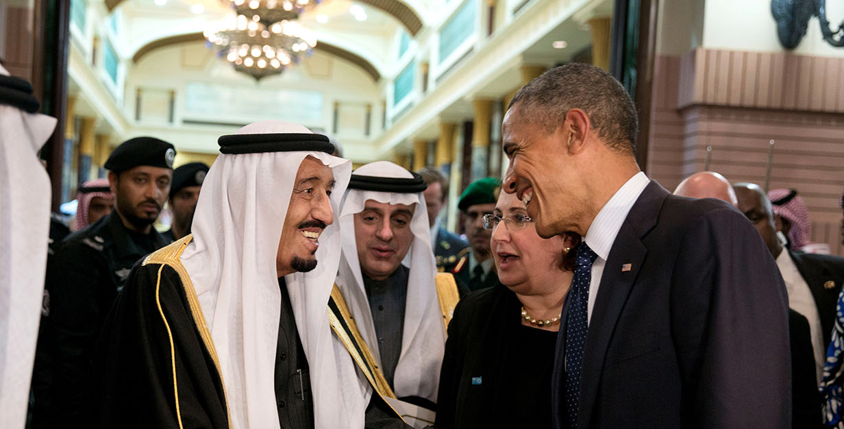 Obama To Veto 9/11 Legislation That Would Allow Victims' Families to Sue Saudi Arabia Featured