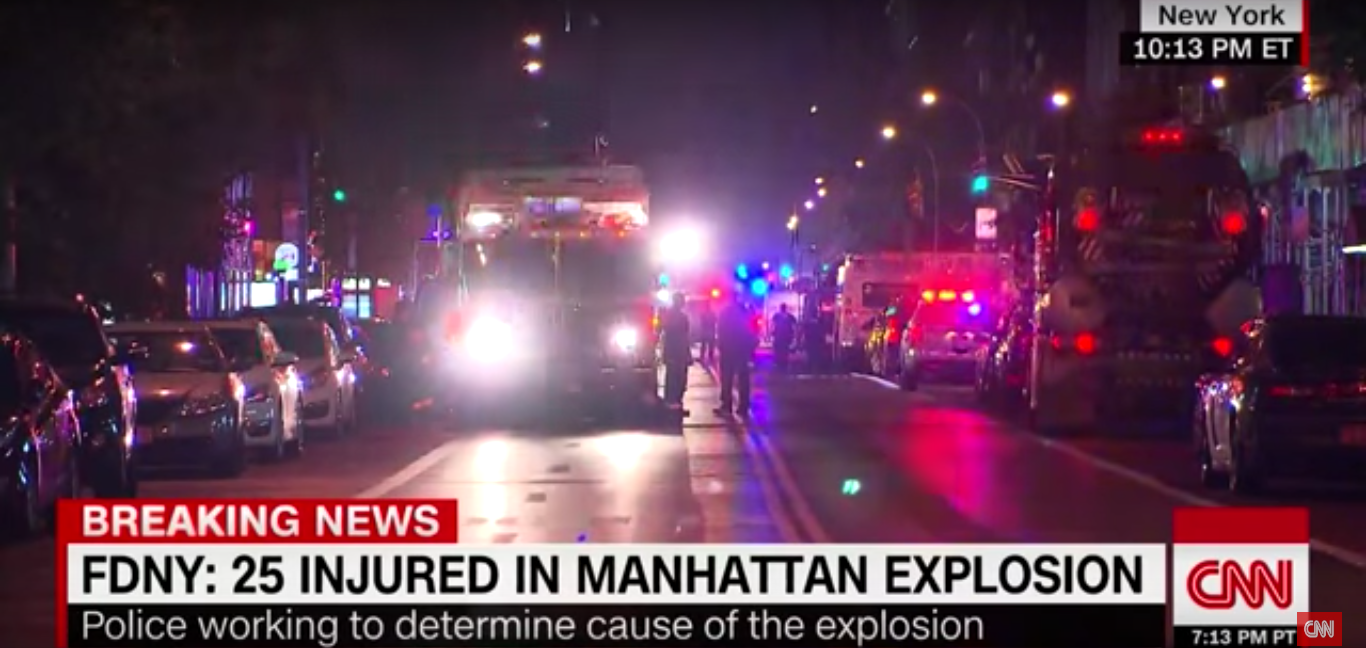 (PICS) ISIS Supporters Use Hashtag #ExplosionManhattan, Praise And Celebrate NYC Bombing On Social Media Featured