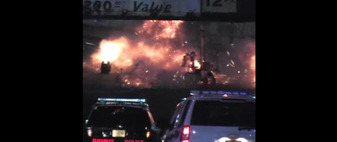 BREAKING: 1 Of 5 New Bombs Explodes In New Jersey & 5 Persons Of Interest In NYC Bombing In Custody Featured