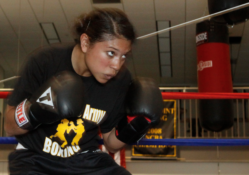 new boxing requirement forces female west point cadets to