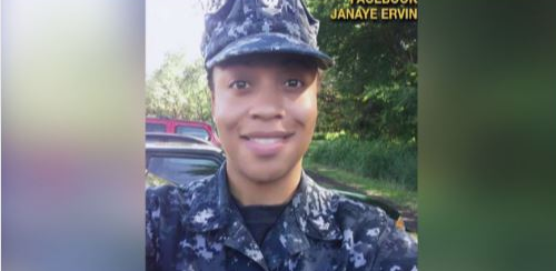 Navy Reservist Who Protested National Anthem Could Face Jail Featured