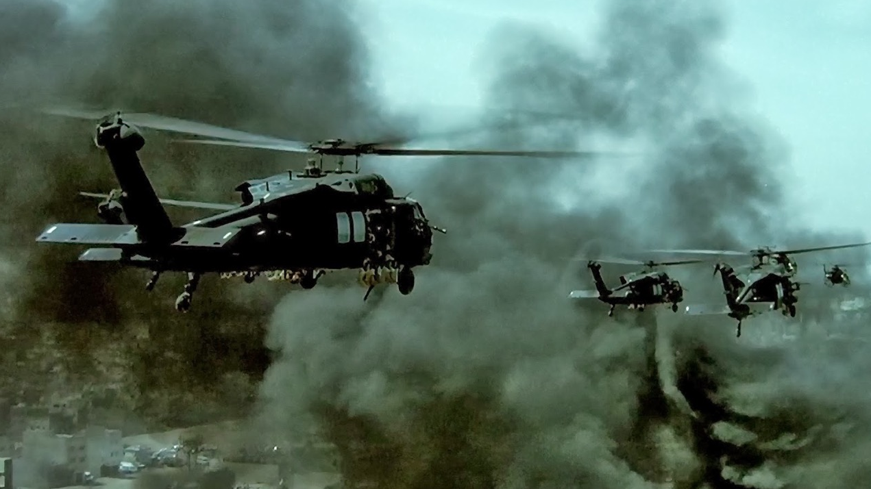 Honoring The 23rd Anniversary Of The Battle Of Mogadishu (Black Hawk Down) Featured