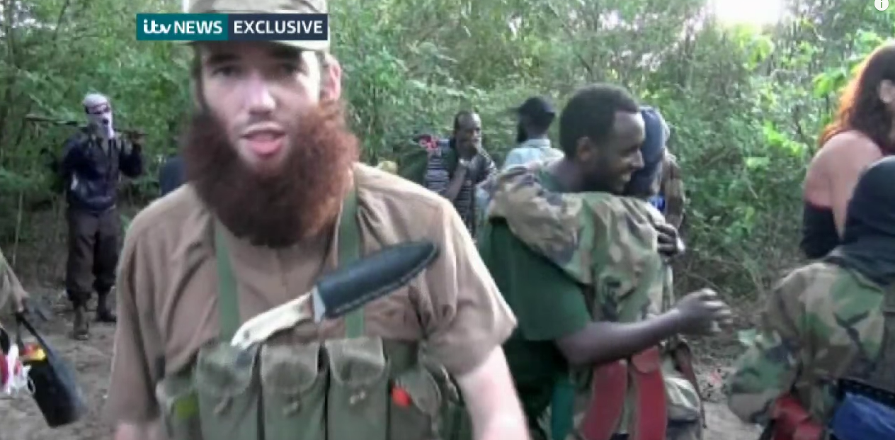 Death Of British Jihadi Convert During Battle Obtained From His Camera Featured
