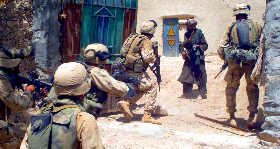 This Day In History: Operation Enduring Freedom Begins With U.S. Led Attack On Afghanistan Featured