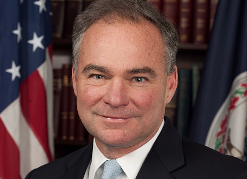"""Clinton VP Tim Kaine Says He Is Proud Of His """"F"""" Rating By The NRA Featured"""