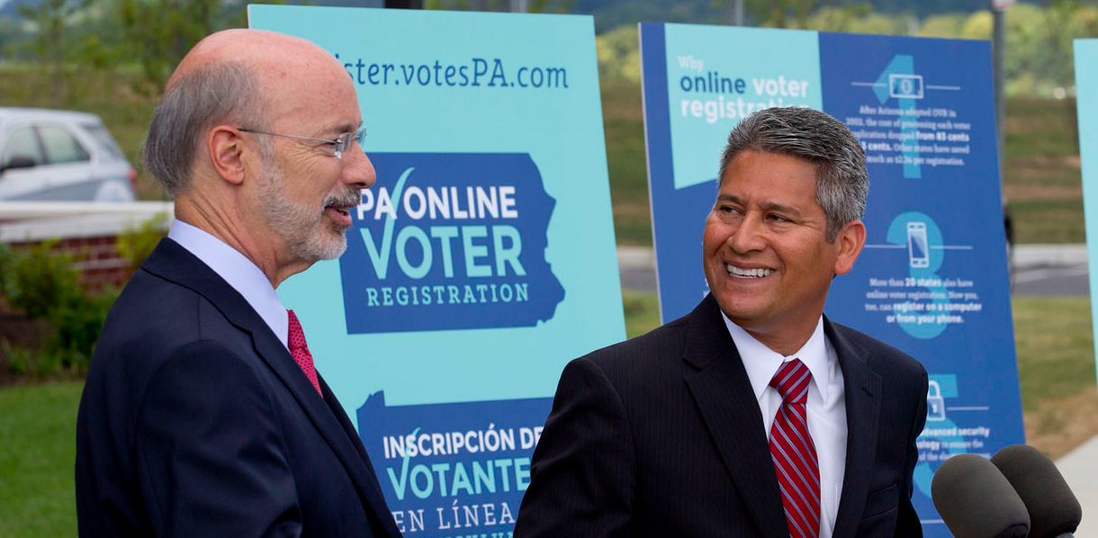 Pennsylvania Sends Thousands Of Illegal Immigrants And Non-Citizens Voter Registration Cards Featured
