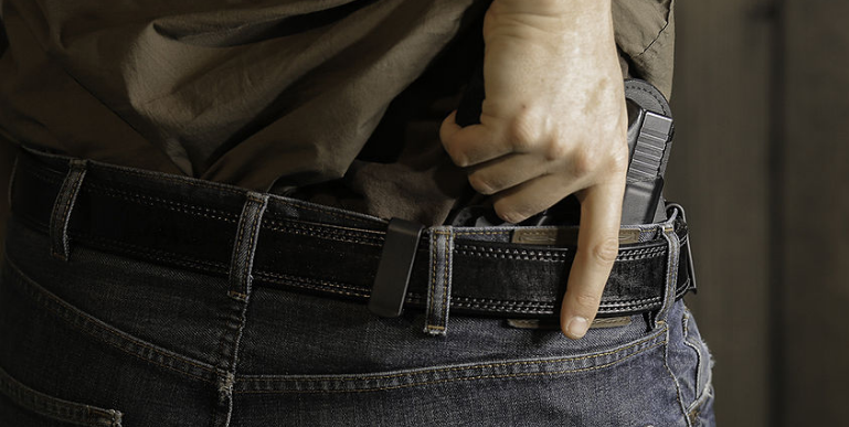 Gun Control Supporter Robs Concealed Carrier's Gun And Shoots Him Featured