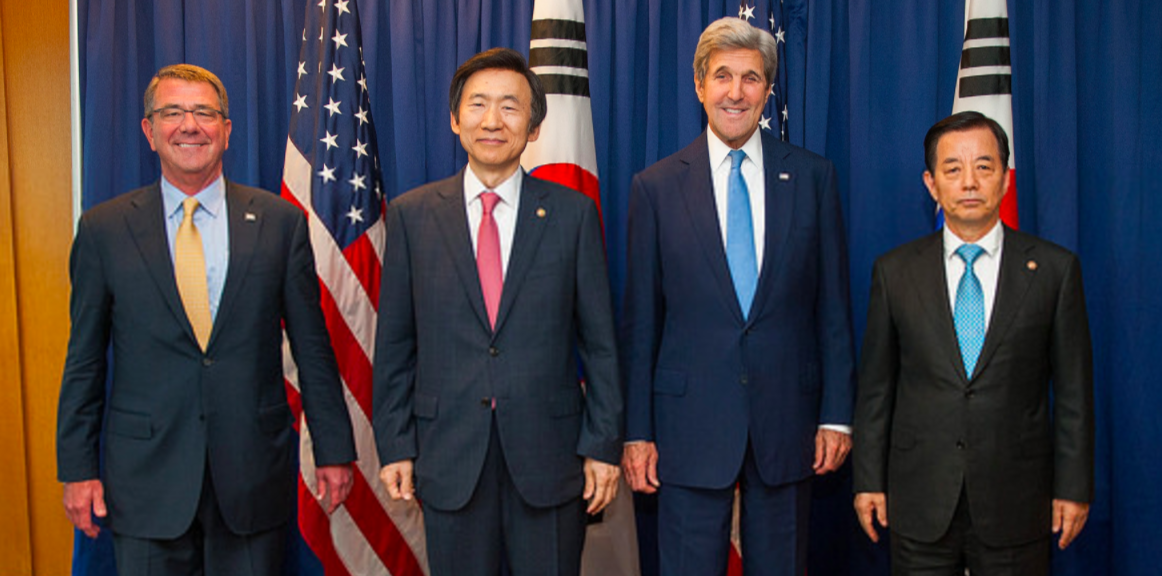 Ash Carter and John Kerry