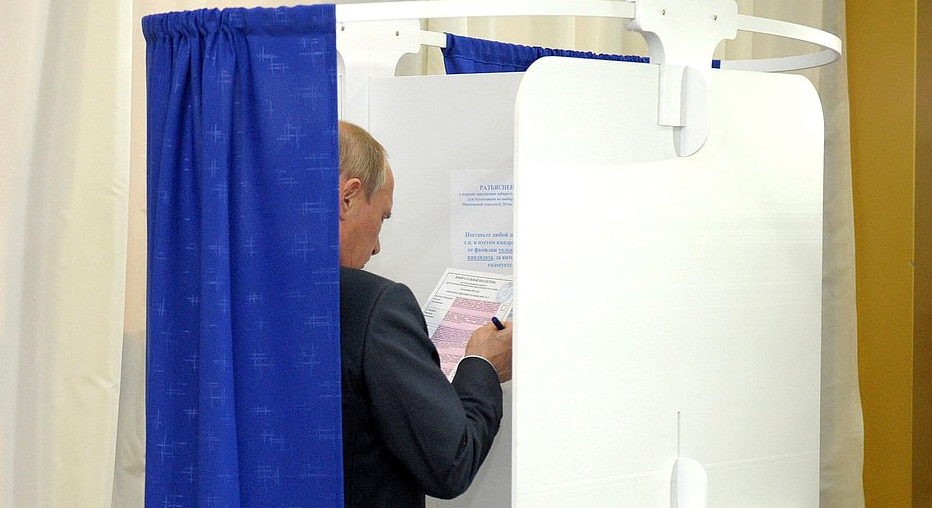 "Russia Offers Help In Monitoring Of Presidential Election- U.S. Calls It A ""PR Stunt"" Featured"