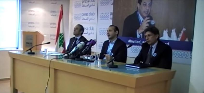 Press conference held on Nikar Zakka back in April.