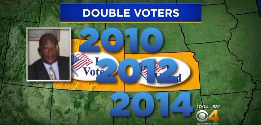 More Voter Fraud In Colorado: People Caught Voting Twice Across State And County Lines Featured