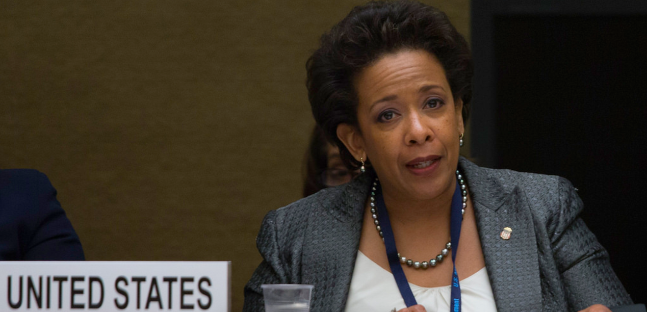 Attorney General Loretta Lynch Refusing To Comply With $1.7 Billion Iran Ransom Payment Investigation Featured