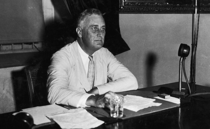 This Day In History: President Franklin D. Roosevelt Issues Executive Order To Put Coast Guard Under Navy Control Featured