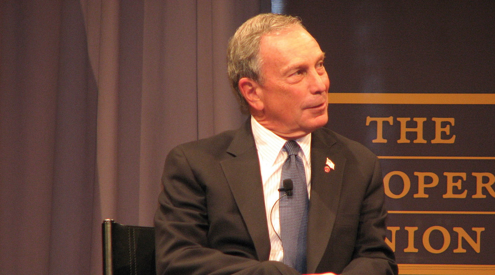 Bloomberg's Gun Control Group Is Spending Millions In Maine And Nevada As Election Nears Featured