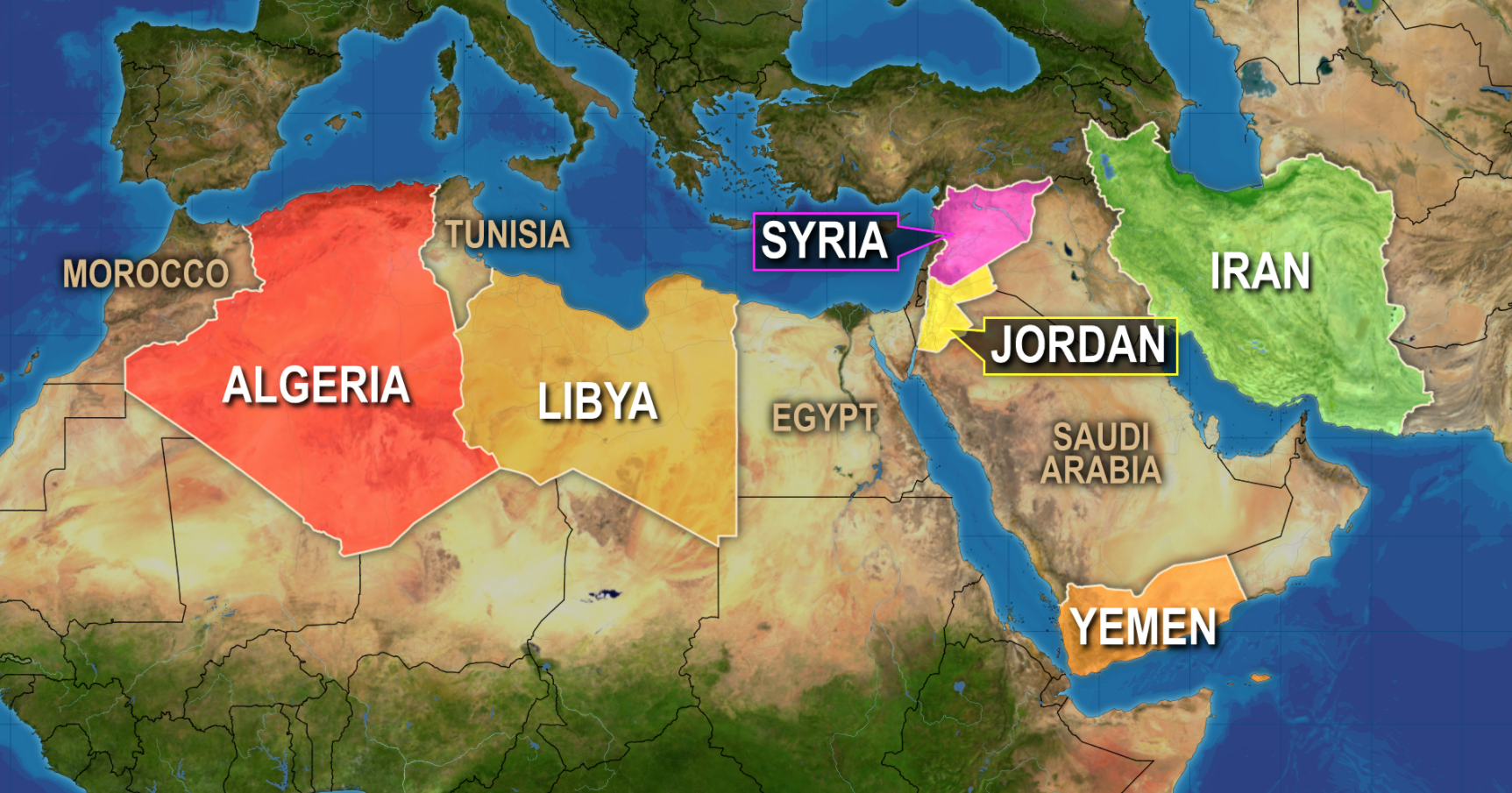 BREAKING: Three American Military Trainers Killed By Jordanians Outside Jordan Airbase Featured