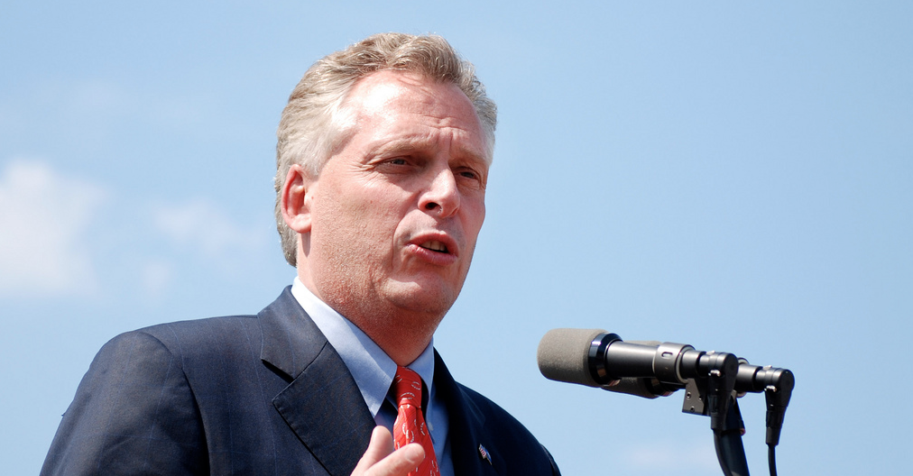 Gov. McAuliffe Grants 60,000 Felons Voting Rights Just In Time To Vote For Clinton Featured