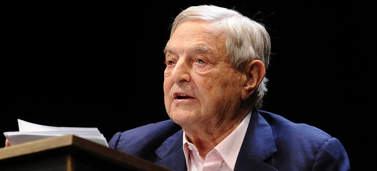 "George Soros Meets With Big Money Dems In DC To ""Take Back Power"" From Trump Featured"