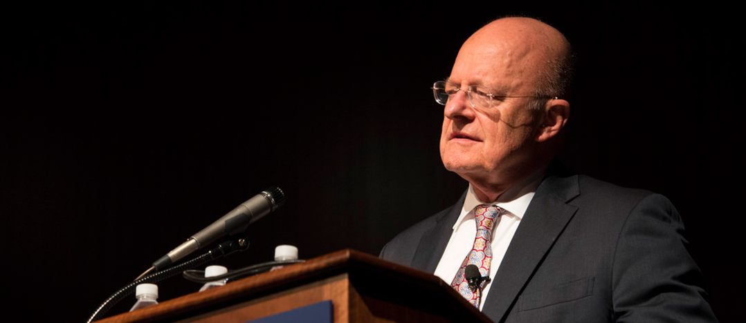 National Intelligence Director James Clapper Resigns Featured
