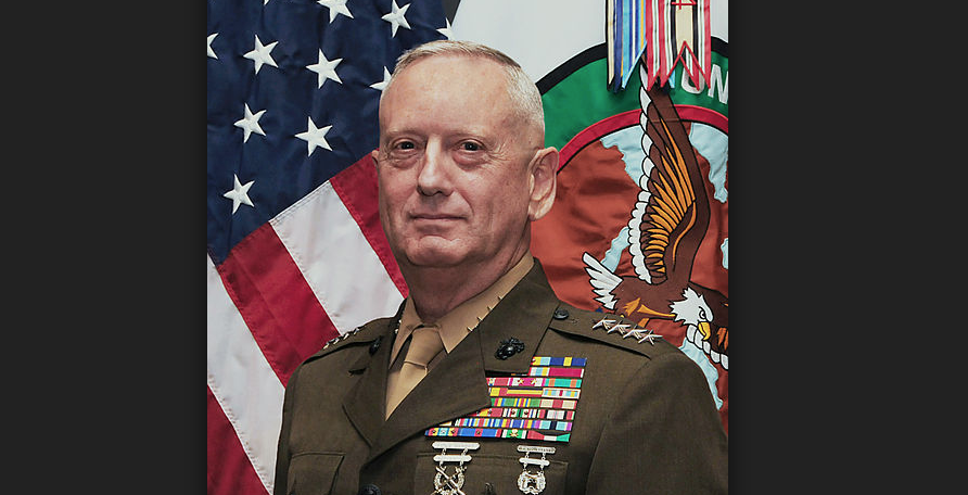 "Trump Considering James ""Mad Dog"" Mattis For Secretary Of Defense Featured"